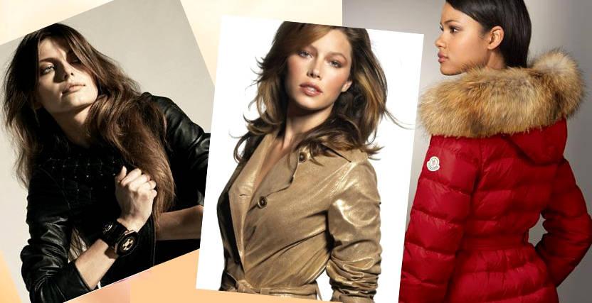 Modne stylowe kurtki